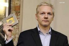 WikiLeaks chief Julian Assange marks 2nd year in Ecuador's embassy