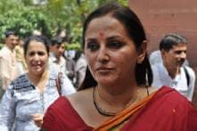 Case against Jaya Prada for violating poll code