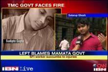 Kolkata: 'Dead SFI activist was hit hard on his head by policeman'
