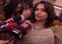 Sharmila Tagore inaugurates jewellery store