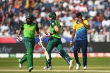ICC World Cup 2019: Amla & Du Plessis Lead South Africa to Consolation Win over Sri Lanka