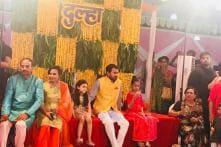 Yadavs Prepare for 50,000 Guests at Tej Pratap's Wedding With Some 'Nimbu-Mirchi'