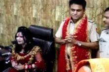 Radhe Maa Gets VIP Treatment, SHO's Chair in Delhi Police Station