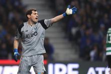 Age-defying Iker Casillas, Gianluigi Buffon Renew Rivalry