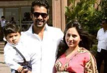 Shabbir Ahluwalia, Kanchi Kaul blessed with a baby boy