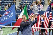 Italy's Flavia Pennetta wins US Open 2015, 1st Grand Slam title