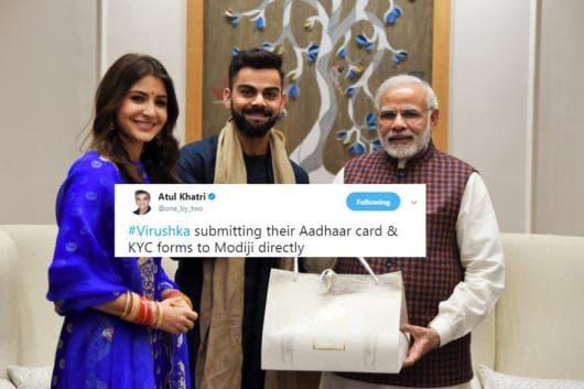 Photo credits: Narendra Modi / Twitter