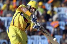 Hussey blames top-order for Chennai's loss