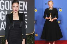 Golden Globes Black Outfits To Be Auctioned To Support #TimesUp Movement