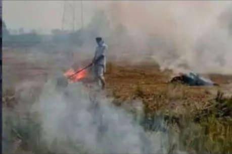 ਪੰਜਾਬ 'ਚ ਪਰਾਲੀ ਸਾੜਨ ਦੀ ਘਟਨਾਵਾਂ 'ਚ 49 ਫੀਸਦ ਵਾਧਾ, ਹਵਾ ਪ੍ਰਦੂਸ਼ਣ ਬਰਕਰਾਰ
