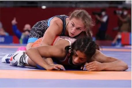 Tokyo Olympics: ਮਹਿਲਾ ਕੁਸ਼ਤੀ ਵਿੱਚ ਭਾਰਤ ਨੂੰ ਵੱਡਾ ਝਟਕਾ, World No. 1 ਪਹਿਲਵਾਨ ਵਿਨੇਸ਼ ਕੁਆਟਰ ਫਾਈਨਲ ਵਿੱਚ ਹਾਰੀ