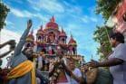 করোনার জেরে ছেদ পড়ল ৬২৪ বছরের পুরনো ঐতিহ্যে, বন্ধ হয়ে গেল মাহেশের রথযাত্রা