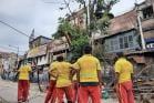 কথা রাখলেন নবীন, আমফানে বিধ্বস্ত বাংলায় কাজ শুরু করল ওড়িশার উদ্ধারকারী দল