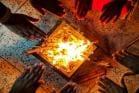 কলকাতা সহ দক্ষিণবঙ্গে জমিয়ে শীতের দ্বিতীয় ইনিংস, বিভিন্ন জায়গায় শৈত্যপ্রবাহের সতর্কতা