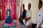International Yoga Day 2021: দিলীপের প্রাণায়ম, অগ্নিমিত্রার বার্তা-যোগ দিবসে সামিল বঙ্গ বিজেপির নেতারা