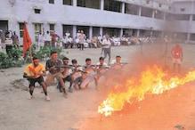 ক্যাডারদের অস্ত্র প্রশিক্ষণ দেওয়ায় বজরং দলের বিরুদ্ধে FIR