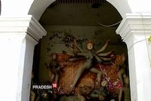 ১১৬ বছরের খিদিরপুরের দত্ত বাড়ির দুর্গা পুজো
