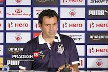 ISL 2016 ''গোলকিপার হিসেবে খেলার থেকে কোচিং করানোটা শক্ত '': মলিনা