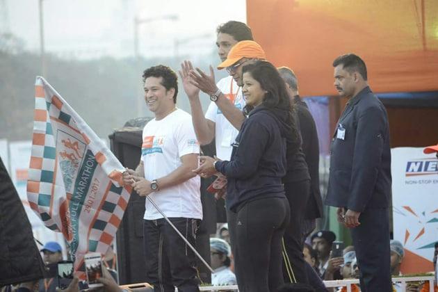 Sachin-Kolkata Full Marathon