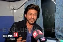 Video: ট্রেনের কামরায় শাহরুখ, কী বললেন তাঁর এই 'রইস' সফর নিয়ে?
