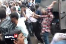 Video: শিউড়িতে স্কুল পড়ুয়াদের সঙ্গে সংঘর্ষ