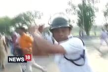 Video: বামেদের নবান্ন অভিযানে সাংবাদিকদের মারল পুলিশ