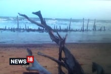 Video: দেখুন কীভাবে বিঘের পর বিঘে জমি ও বাড়ি গ্রাস করছে তাজপুরের সমুদ্র