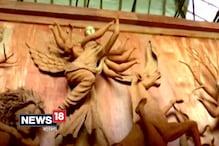 বন্যা বিধ্বস্ত বাংলার পাশে দাঁড়াতে পুজো কমিটির অভিনব ভাবনা