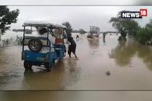 Video: জলের তলায় সালার-কান্দি রাজ্য সড়ক