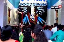 Video: ইংরেজবাজারের মহাকালীর পুজোতে পরতে পরতে যেন কথা বলে ইতিহাস