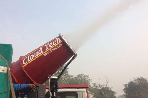 দিল্লির দূষণ দূর করতে এবার 'Anti-smog Gun' !