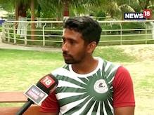 Video: ব্যাট হাতে 'সুপারম্যান' ঋদ্ধিমান, ২০ বলে অপরাজিত ১০২ রানে