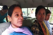 Police arrests a women gang from Baguiati