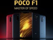 মাত্র 20,999 টাকায় লঞ্চ হল Xiaomi Poco F1, বিক্রি শুরু 29 অগাস্ট থেকে