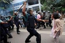 বাংলাদেশে ছাত্র আন্দোলন: কড়া সড়ক আইনের পথে ঢাকা, বাড়ছে সাজার মেয়াদ