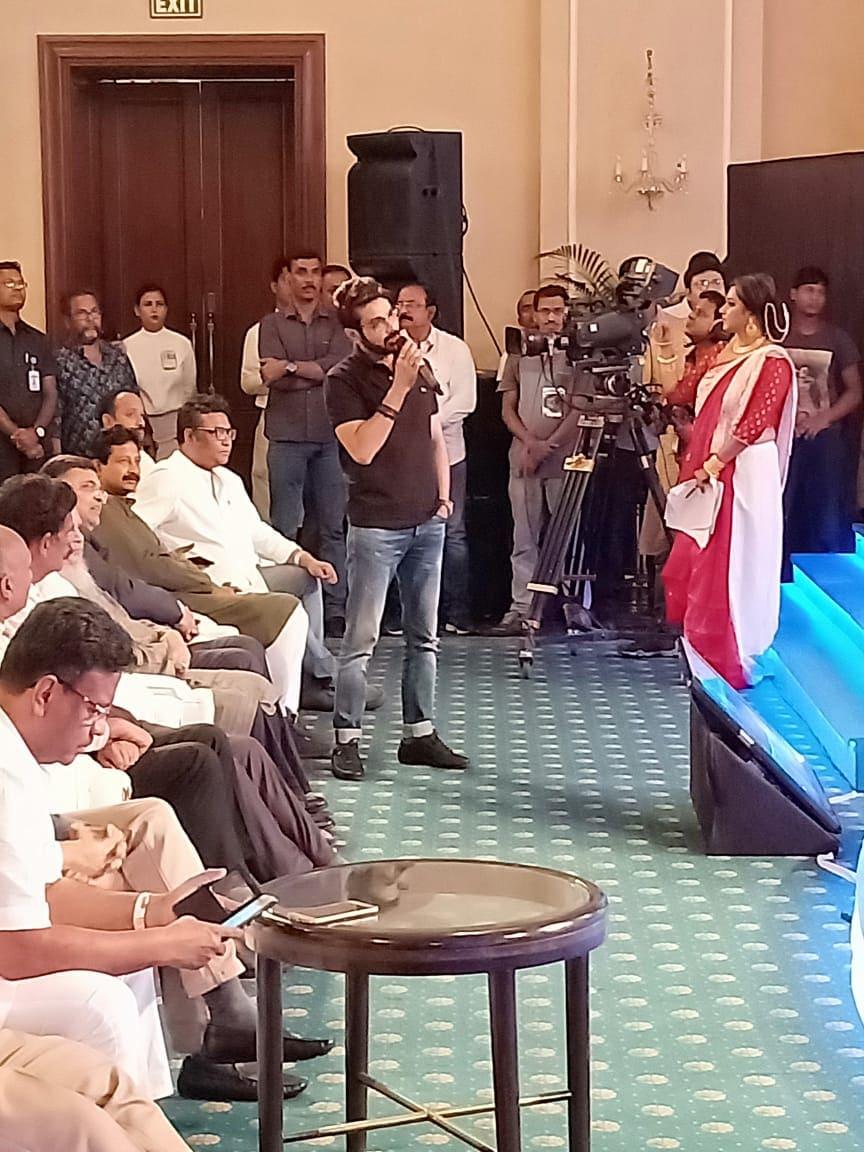 মুখ্যমন্ত্রী মমতা বন্দ্যোপাধ্যায় কে প্রশ্ন করলেন প্রসেনজিৎ চট্টোপাধ্যায় (Photo: News18 Bengali)