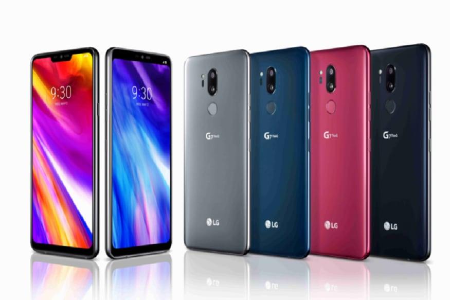 লঞ্চ হল LG-র নতুন স্মার্টফোন V40 ThinQ ও LG V40 ThinQ । ফোনের অন্যতম প্রধান আকর্ষণ-- রয়েছে পাঁচটি ক্যামেরা। LG V40 ThinQ-এ রয়েছে তিনটি রিয়ার ক্যামেরা ও দুটি সেলফি ক্যামেরা। এ ছাড়াও আছে Snapdragon ৮৪৫ চিপসেট IP68 সার্টিফিকেশান মিলিটারি গ্রেড বিল্ডবুমবক্স স্পিকার এবং ১৯:৫:৯ ডিসপ্লে।Photo Source: Collected