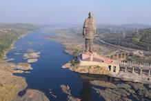 স্ট্যাচু অফ ইউনিটি! বিশ্বের সর্বোচ্চ মূর্তি দেশবাসীকে উত্সর্গ মোদির