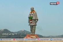 আজ ভারতে উন্মোচন করা হল বিশ্বের উচ্চতম মূর্তি 'স্ট্যাচু অফ ইউনিটি'র