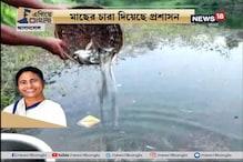 #EgiyeBangla: খোলামুখ খনির জলে মাছ চাষ স্বনির্ভর গোষ্ঠীর সদস্যদের, বাড়ছে কর্মসংস্থান
