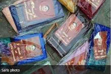 দিওয়ালির উপহার,  ১০ হাজার 'স্মৃতি' শাড়ি পৌঁছল আমেঠিতে !