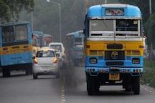 কলকাতায় দূষণ চলছেই, স্বাভাবিকের অনেক উপরে দূষণসূচক