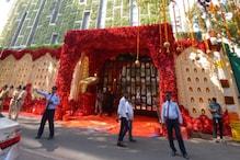 Isha Ambani Wedding: ইশার বিয়েতে ঝলমলিয়ে উঠল অ্যান্টিলা, দেখুন মুকেশ আম্বানির বাড়ির ছবি !
