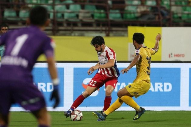 ISL 2018-19: কেরলের বিরুদ্ধে ড্র এটিকে-র