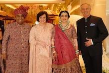 #AkashShlokaWedding:টনি ব্লেয়ার থেকে বান কি মুন, আকাশ-শ্লোকার বিয়েতে চাঁদের হাট