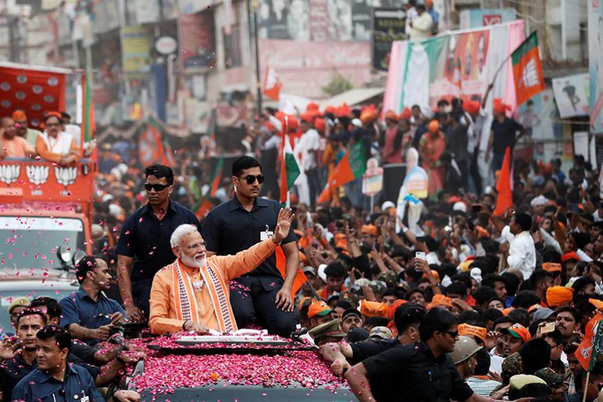 নরেন্দ্র মোদি প্রায় ২৪ ঘণ্টার জন্য বারাণসীতে থাকবেন, আর দুই দিন ধরে চলবে ওনার অনুষ্ঠান। (Image: Reuters)