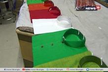 চৈত্র সেলের বাজারেও এখন জোরদার ভোট-যুদ্ধ, নানা রঙের পাঞ্জাবি এখন নেতা-কর্মীদের হট ফেভারিট