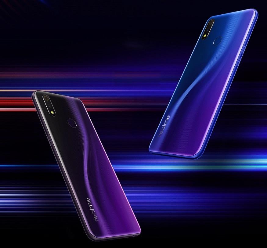 ফোনটির ভীতরে রয়েছে Snapdragon 710 প্রসেসর আর Adreno 616 GPU। তিনটি ভেরিন্টে পাওয়া যাবে এই ফোন - 4GB RAM + 32GB, 4GB RAM + 64GB আর 6GB RAM + 64GB