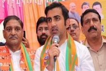 দিল্লি থেকে বিপুল ভোটে জয়ী BJP -র গৌতম গম্ভীর