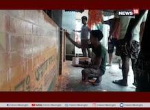 গঙ্গারামপুরে তৃণমূলের দলীয় কার্যালয় দখল বিজেপির